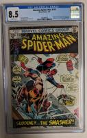 "1973 ""Amazing Spider-Man"" Issue #116 Marvel Comic Book (CGC 8.5) at PristineAuction.com"