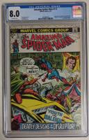 "1973 ""Amazing Spider-Man"" Issue #117 Marvel Comic Book (CGC 8.0) at PristineAuction.com"