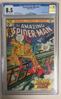 "1974 ""Amazing Spider-Man"" Issue #133 Marvel Comic Book (CGC 8.5) at PristineAuction.com"