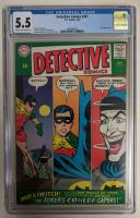 "1965 ""Detective Comics"" Issue #341 DC Comic Book (CGC 5.5) at PristineAuction.com"