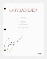 "Sophie Skelton Signed ""Outlander"" Episode Script (AutographCOA COA) at PristineAuction.com"