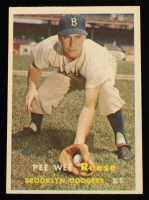 Pee Wee Reese 1957 Topps #30 at PristineAuction.com
