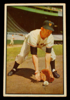 Davey Williams 1953 Bowman Color #1 at PristineAuction.com