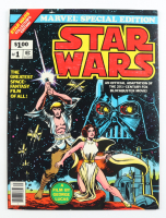 """1977 """"Star Wars: Special Edition"""" Issue #1 Marvel Comic Book at PristineAuction.com"""