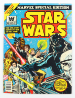 """1977 """"Star Wars: Special Edition"""" Issue #2 Marvel Comic Book at PristineAuction.com"""