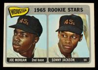 Joe Morgan RC / Sonny Jackson RC 1965 Topps #16 Rookie Stars at PristineAuction.com