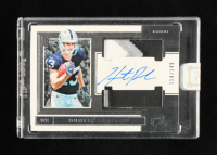 Hunter Renfrow 2019 Panini One #32 Jersey Auto RC #114/149 at PristineAuction.com