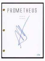 "Noomi Rapace Signed ""Prometheus"" Movie Script (AutographCOA COA) at PristineAuction.com"