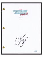"Sean Gunn Signed ""Guardians of the Galaxy Vol 2"" Movie Script (AutographCOA COA) at PristineAuction.com"