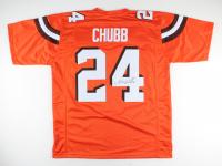 Nick Chubb Signed Jersey (JSA COA) at PristineAuction.com