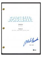 "Mel Brooks Signed ""Spaceballs"" Movie Script (Beckett COA) at PristineAuction.com"