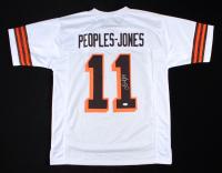 Donovan Peoples-Jones Signed Jersey (JSA Hologram) at PristineAuction.com