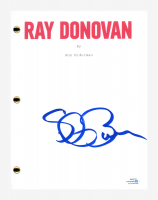 "Steven Bauer Signed ""Ray Donovan"" Pilot Episode Script (AutographCOA COA) at PristineAuction.com"