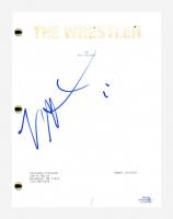 """Mickey Rourke Signed """"The Wrestler"""" Movie Script (AutographCOA COA) at PristineAuction.com"""