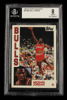 Michael Jordan 1992-93 Topps Archives #52 (BGS 8) at PristineAuction.com