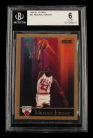 Michael Jordan 1990-91 SkyBox #41 (BGS 6) at PristineAuction.com