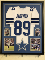 Blake Jarwin Signed 34x42 Custom Framed Jersey Display (JSA COA) at PristineAuction.com