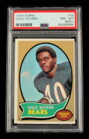 Gale Sayers 1970 Topps #70 (PSA 8) (OC) at PristineAuction.com