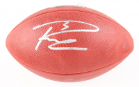 """Russell Wilson Signed NFL """"The Duke"""" Super Bowl XLVIII Game Ball Football (Fanatics Hologram) at PristineAuction.com"""
