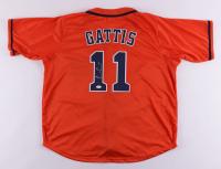 Evan Gattis Signed Jersey (JSA COA) at PristineAuction.com
