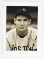 """Historical Photo Archive - Ted Williams """"The Rookie"""" Limited Edition 10x14.5 Fine Art Giclee on Paper #54/375 (PA LOA) at PristineAuction.com"""