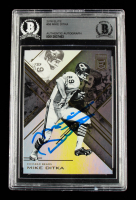 Mike Ditka Signed 2016 Elite #58 (BGS Encapsulated) at PristineAuction.com