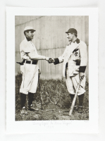 """Historical Photo Archive - """"Larry Lajoie & Honus Wagner"""" Limited Edition 10.5x14.5 Fine Art Giclee on Paper #45/375 (PA LOA) at PristineAuction.com"""