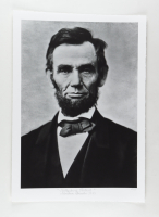 """Historical Photo Archive - Abraham Lincoln """"Gettysburg Portrait"""" Limited Edition 16.5x22 Fine Art Giclee on Paper #65/375 (PA LOA) at PristineAuction.com"""
