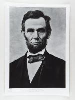 """Historical Photo Archive - Abraham Lincoln """"Gettysburg Portrait"""" Limited Edition 16.5x22 Fine Art Giclee on Paper #64/375 (PA LOA) at PristineAuction.com"""