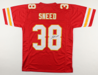 L'Jarius Sneed Signed Jersey (JSA COA) at PristineAuction.com
