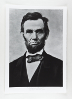 """Historical Photo Archive - Abraham Lincoln """"Gettysburg Portrait"""" Limited Edition 16.5x22 Fine Art Giclee on Paper #63/375 (PA LOA) at PristineAuction.com"""
