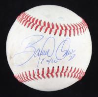 "Bobby Abreu Signed Official Minor League Baseball Inscribed ""30/30"" (JSA COA) at PristineAuction.com"