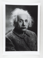 """Historical Photo Archive - """"Albert Einstein"""" Limited Edition 16x23 Fine Art Giclee on Paper #45/375 (PA LOA) at PristineAuction.com"""