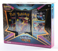 Pokémon TCG: Shining Fates Mad Party Pin Collection – Galarian Mr. Rime (See Description) at PristineAuction.com