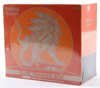Pokemon TCG: Sun & Moon: Burning Shadows Elite Trainer Box with (8) Booster Packs at PristineAuction.com