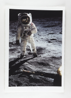 """Historical Photo Archive - """"Walking on the Moon"""" Limited Edition 16.5x22 Fine Art Giclee on Paper #32/375 (PA LOA) at PristineAuction.com"""