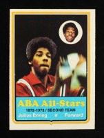 Julius Erving 1973-74 Topps #240 All-Star 2 at PristineAuction.com