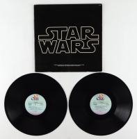 "1977 ""Star Wars"" Vinyl Record Album at PristineAuction.com"