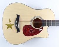 "Lin-Manuel ""Hamilton"" Signed 38"" Acoustic Guitar (JSA COA) at PristineAuction.com"