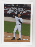 """Historical Photo Archive - Derek Jeter """"Breaking Lou's Record"""" Limited Edition 16x22 Fine Art Giclee on Paper #29/375 (PA LOA) at PristineAuction.com"""
