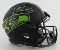 DK Metcalf Signed Seahawks Full-Size Eclipse Alternate Speed Helmet (Beckett Hologram) at PristineAuction.com