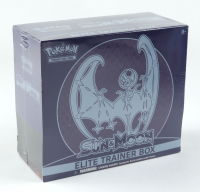 Pokemon TCG: Sun & Moon Elite Trainer Box with (8) Booster Packs at PristineAuction.com
