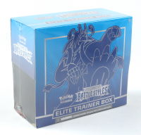Pokemon TCG: Battle Styles Elite Trainer Box with (8) Booster Packs at PristineAuction.com