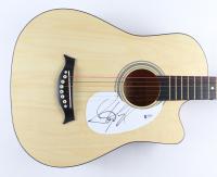 "Steven Tyler Signed 38"" Acoustic Guitar (Beckett COA) at PristineAuction.com"