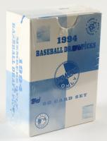 1994 Topps MLB Baseball Draft Picks Complete Set of (90) Baseball Cards at PristineAuction.com