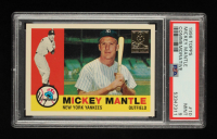 Mickey Mantle 1996 Topps #10 1960 Topps (PSA 9) at PristineAuction.com