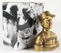 Roberto Clemente Pirates Gold Bust at PristineAuction.com