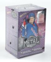2020-21 Upper Deck Skybox Metal Universe Hockey Blaster Box (5) Packs at PristineAuction.com