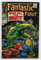 """1968 """"Fantastic Four"""" Issue #70 Marvel Comic Book at PristineAuction.com"""