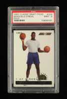 Shaquille O'Neal 1993 Classic Gold #104 FLB (PSA 9) at PristineAuction.com
